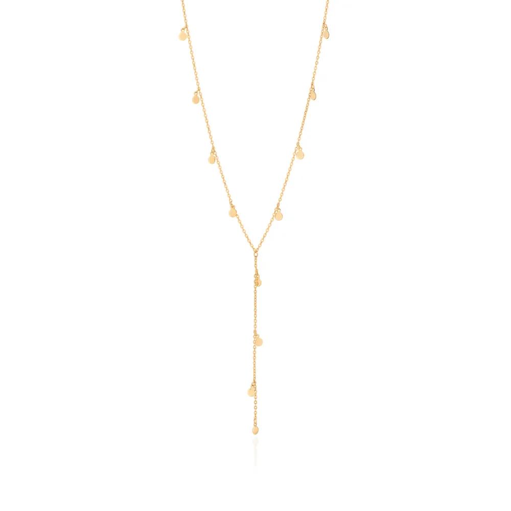 Gargantilha Rommanel 532054 gravata gio antonelli med. 60 cm