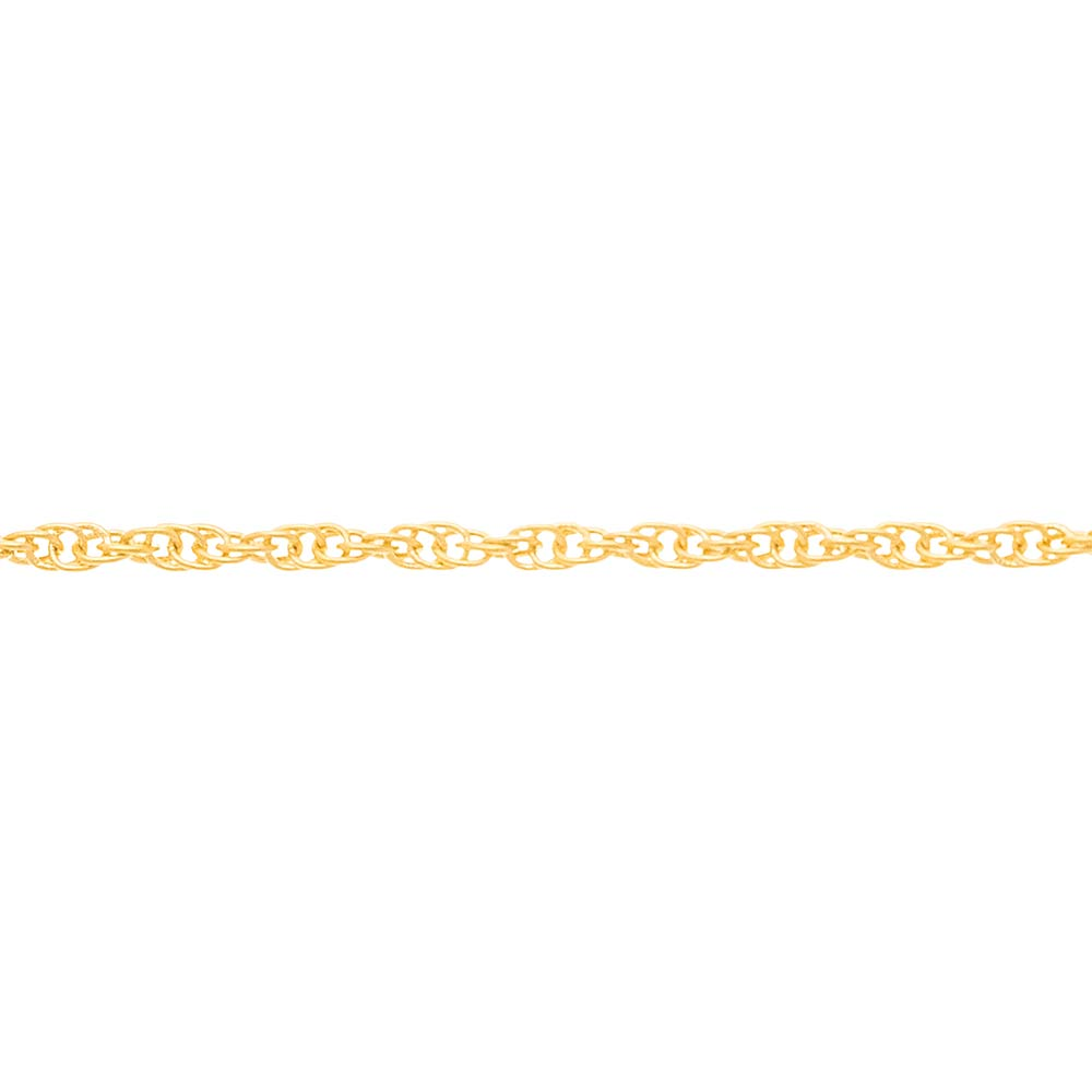 Gargantilha folheada a ouro Rommanel 530300 med. 42 cm