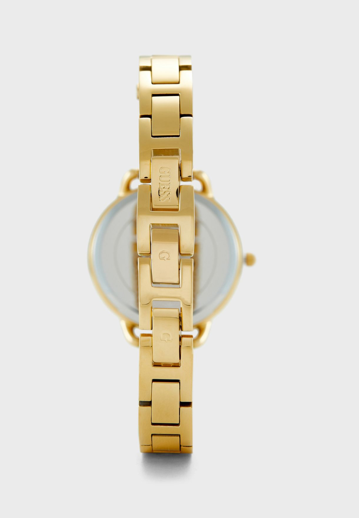 Relógio Feminino Guess Pulseira de Aço Ladies Dress GW0022L2
