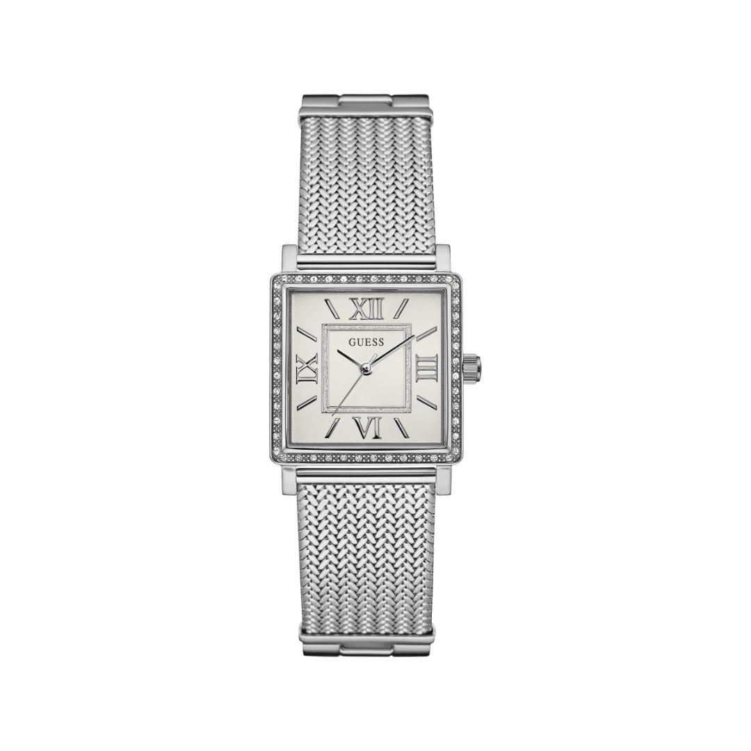 Relógio Feminino Guess de Aço Prata 92629L0GDNA3