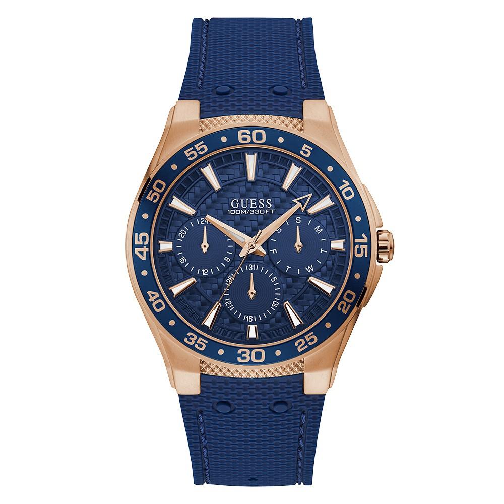 Relógio Masculino Guess Watches Pulseira Jeans 92721GPGSRU1