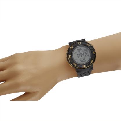 Relógio Masculino Speedo 81195g0evnp1k1 c/ Fone de Ouvido