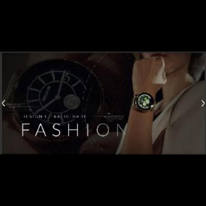 Relógio Smartwatch Seculus Feminino Dourado 79003Lpsvpa3 Fashion