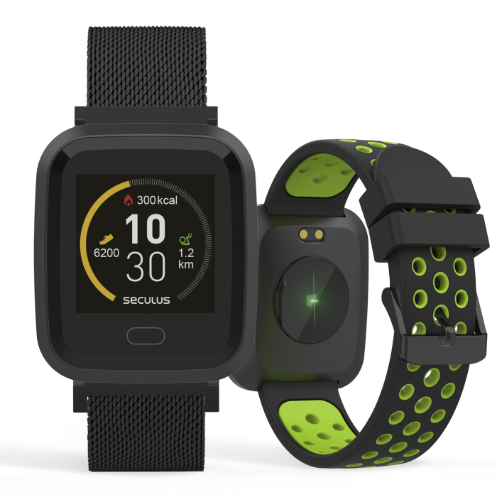 Relógio Smartwatch Seculus Unissex 79006Mpsvpe2 Urbano