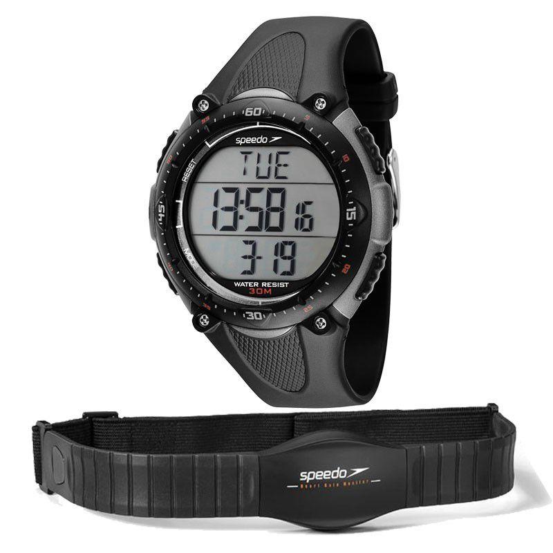Relógio Speedo Xtreme Monitor Cardíaco 80565G0EPNP2