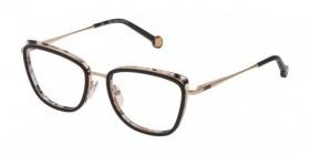 Carolina Herrera - VHE134 0300 53 - Óculos de Grau