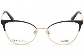 Guess - GU2796 001 52 - Óculos de grau