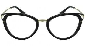 Prada - PR53UV 1AB1O1 - Óculos de grau