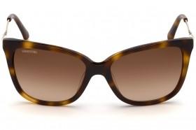 Swarovski - SK0189 52F 55- Óculos de Sol