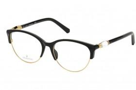 Swarovski - SK5338 001 - Óculos de grau