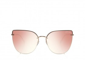 Tom Ford - FT0652 33Z - Óculos de sol