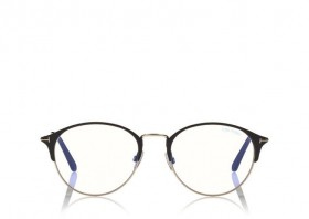 Tom Ford - FT5541-B 001 51 - Óculos de grau