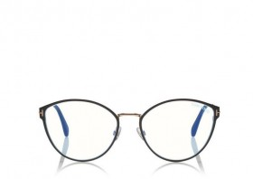 Tom Ford - FT5573 069 - Óculos de grau