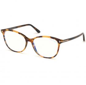 Tom Ford - FT5576-B 055 56 - Óculos de Grau