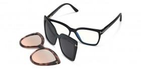 Tom Ford - FT5641 001 53 - Óculos de Grau
