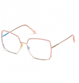 Tom Ford - FT5668-B 072 57 - Óculos de Grau
