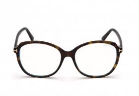 Tom Ford - FT5708-B 052 57 - Óculos de Grau