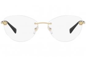Versace - VE1248B 1252  52 - Óculos de GraU