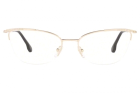 Versace - VE1261B 1252  54- Óculos de Grau