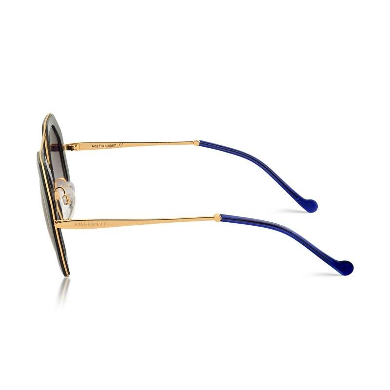 Ana Hickmann - AH3198 C01 53 - Óculos de Sol