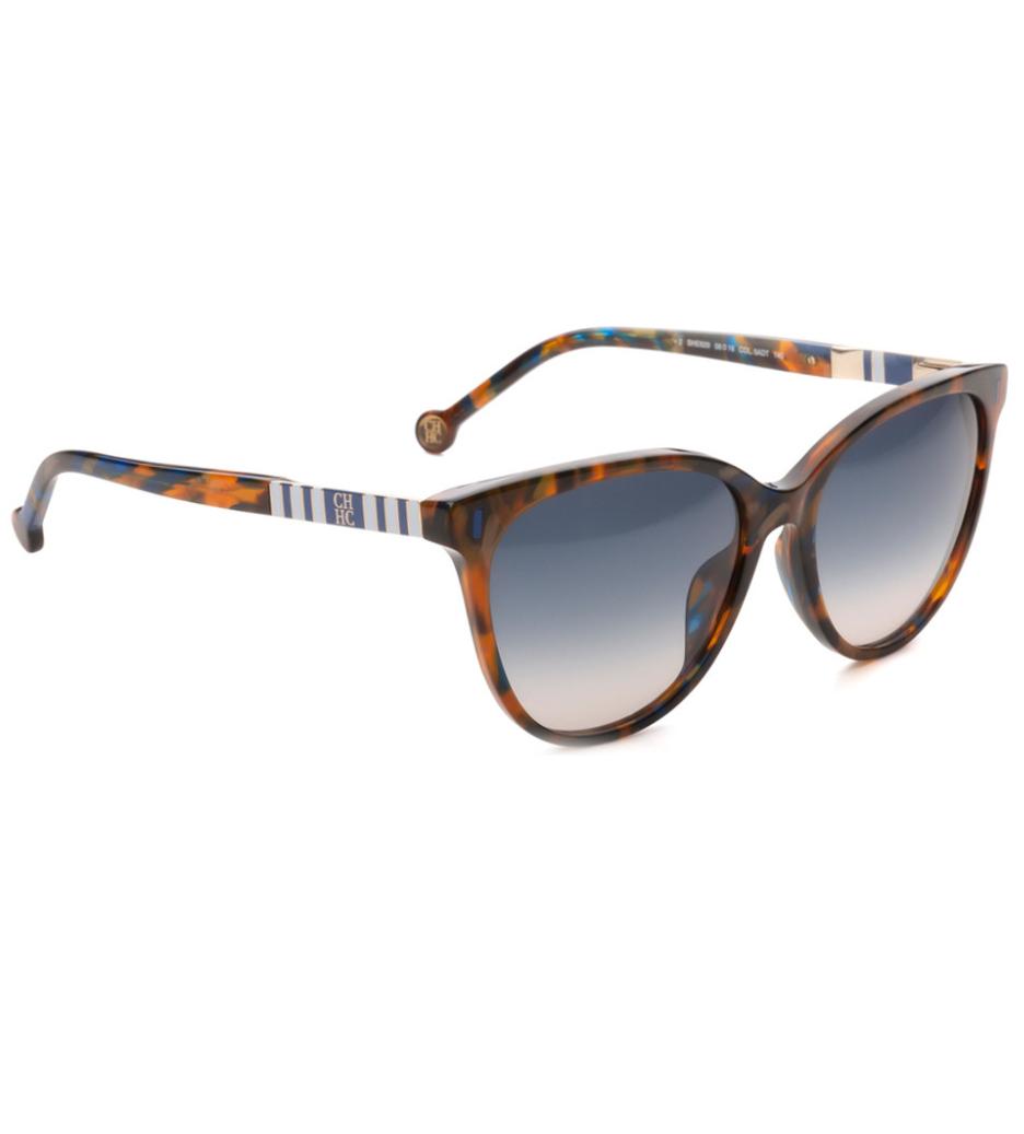 Carolina Herrera - SHE829 0ADT 56 - Óculos de Sol