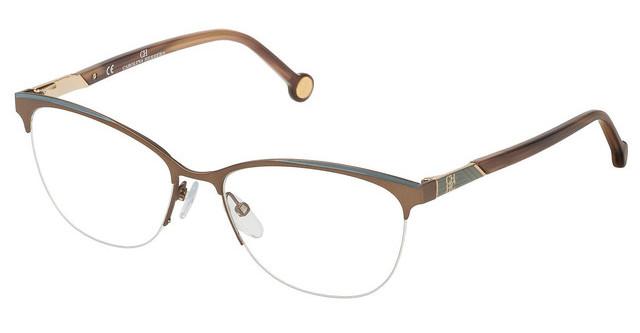 Carolina Herrera - VHE123 0R10 53- Óculos de Grau