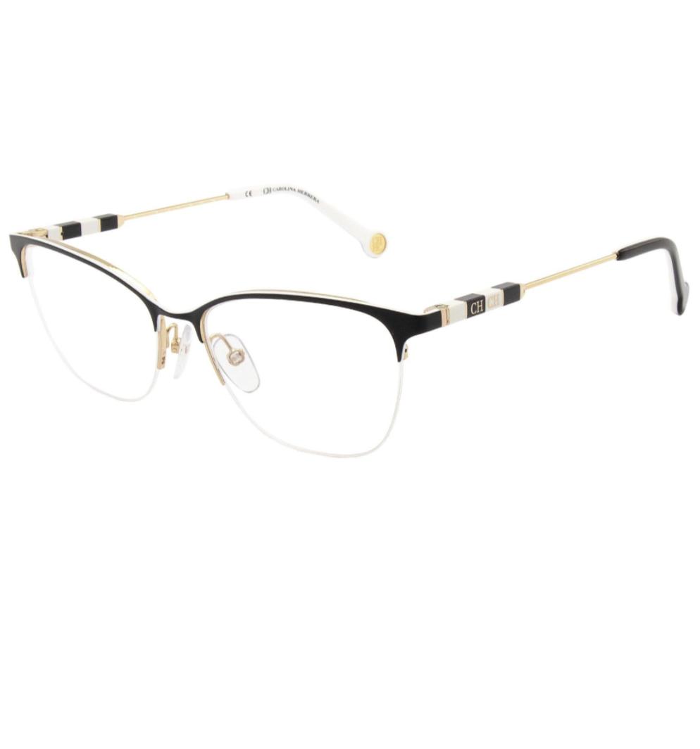 Carolina Herrera - VHE163 033M 54 - Óculos de Grau