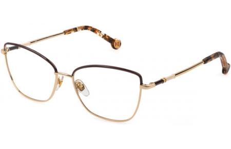 Carolina Herrera - VHE179 0H33 55 - Óculos de Grau