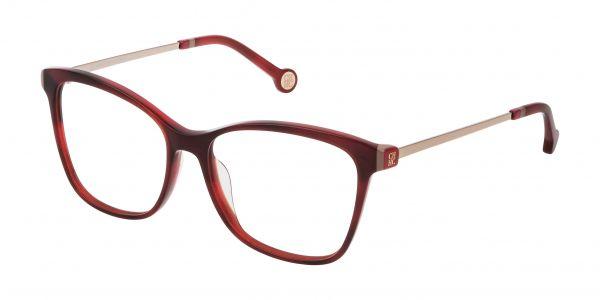 Carolina Herrera - VHE818 0713 - Óculos de grau
