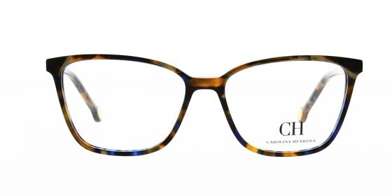 Carolina Herrera - VHE838 0ADT 53 - Óculos de Grau
