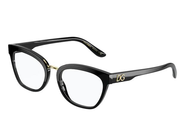 Dolce & Gabbana - DG3335 501 - Óculos de grau