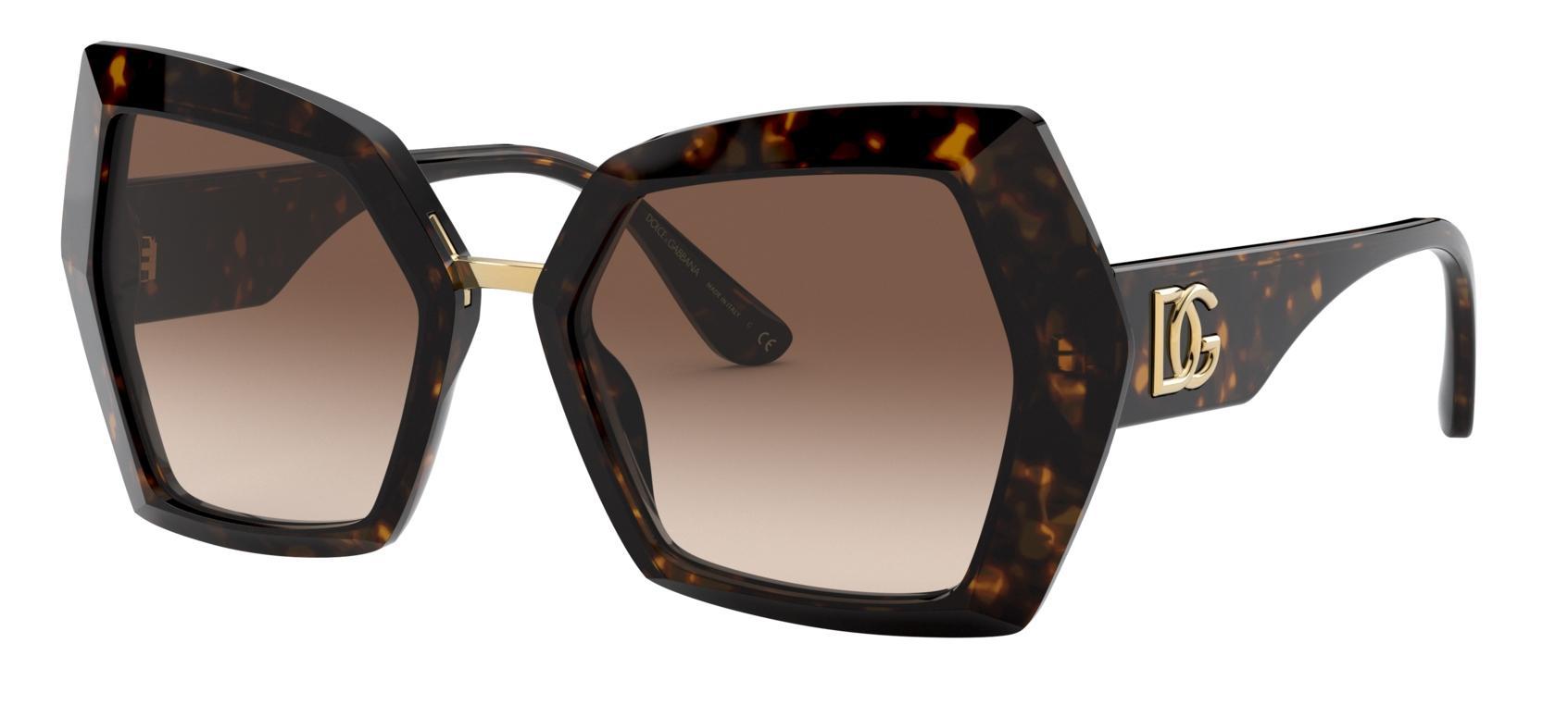 Dolce & Gabbana - DG4377 502/13 - Óculos de Sol