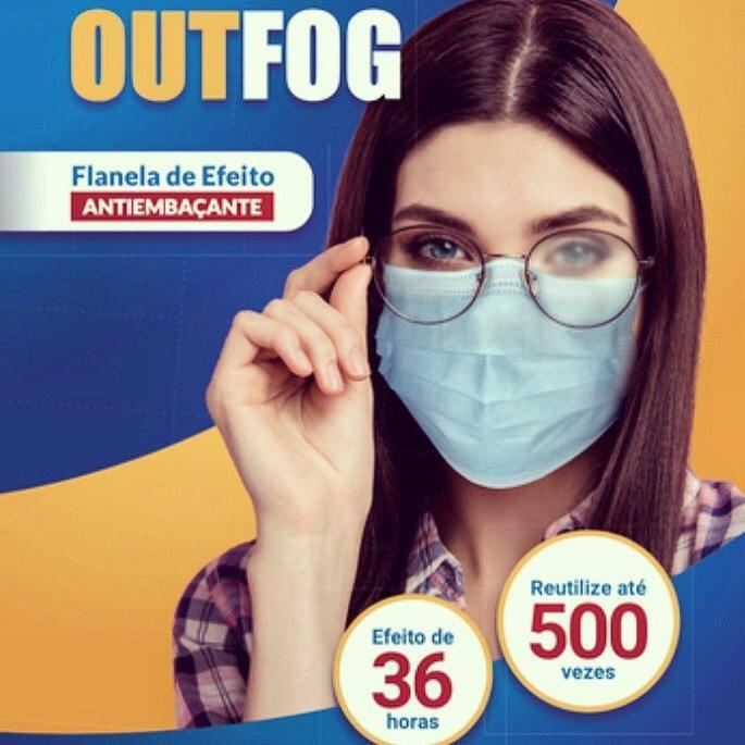 FLANELA ANTIEMBAÇANTE - OUTFOG