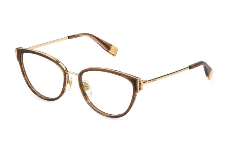 Furla - VFU444 0GGU 54 - Óculos de Grau