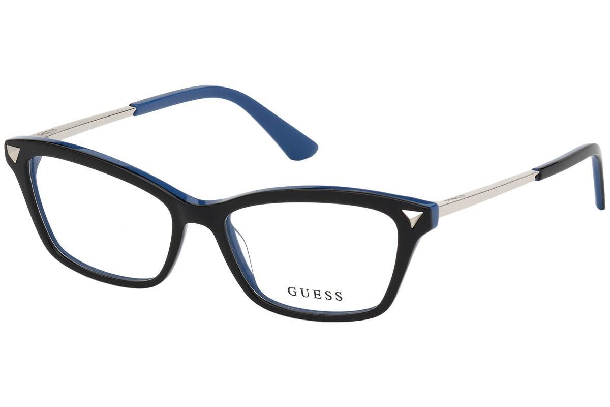 Guess - GU2797 005 52 - Óculos de grau