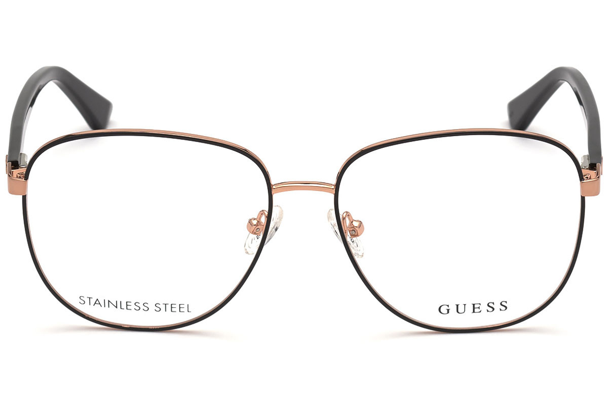 Guess - GU2816 001 56 - Óculos de Grau