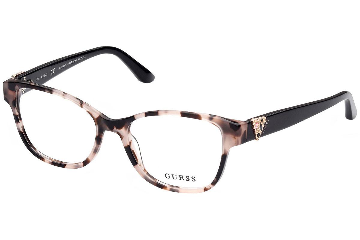 Guess - GU2854S 074 53 - Óculos de Grau