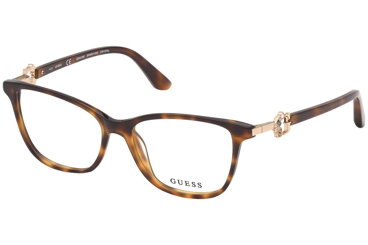 Guess - GU2856S 053 55 - Óculos de Grau