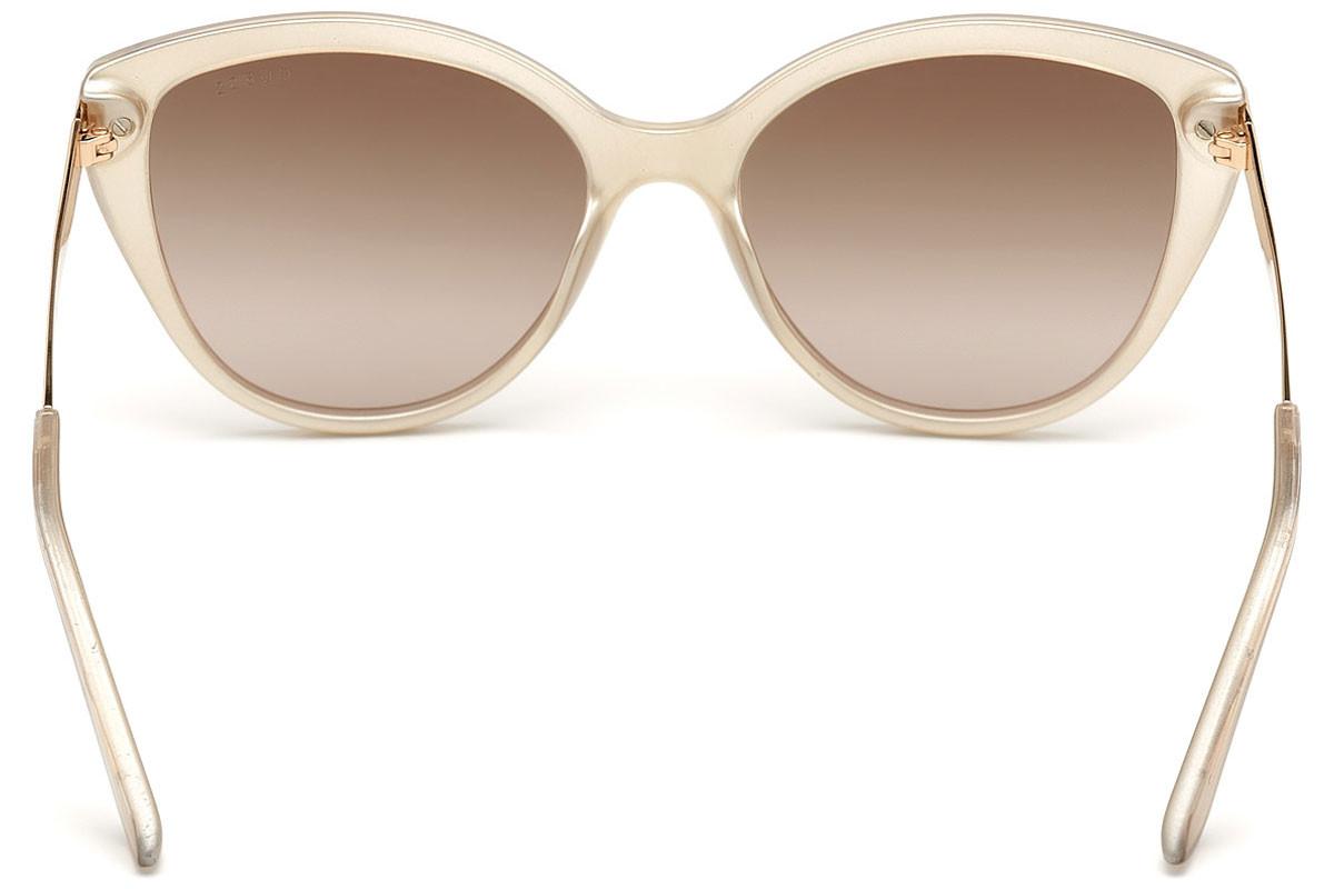 Guess - GU7658 57F 56 - Óculos de Sol