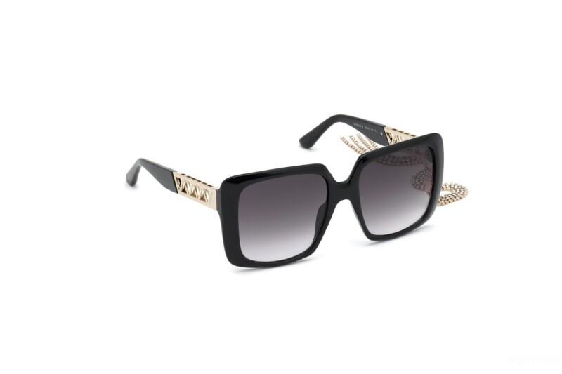 Guess - GU7689 01B 55 - Óculos de Sol