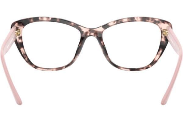 Prada - PR04WV ROJ1O1 54 - Óculos de Grau