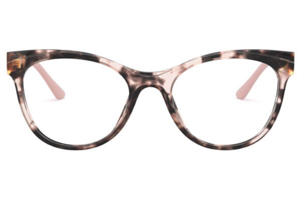 Prada - PR05WV ROJ1O1 53  - Óculos de Grau