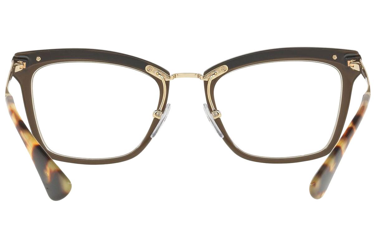 Prada - PR15UV KJM1O1 50 - Óculos de Grau