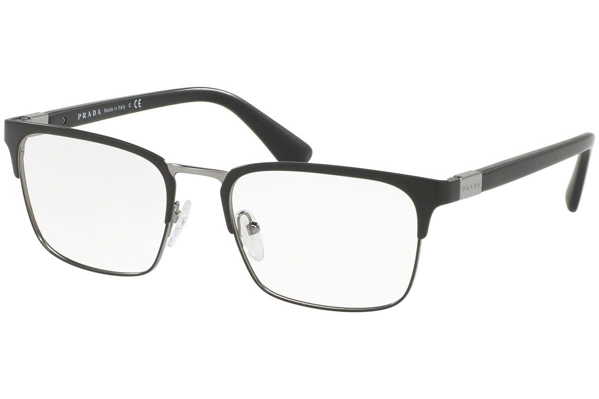 Prada - PR54TV 1BO1O1 55- Óculos de Grau