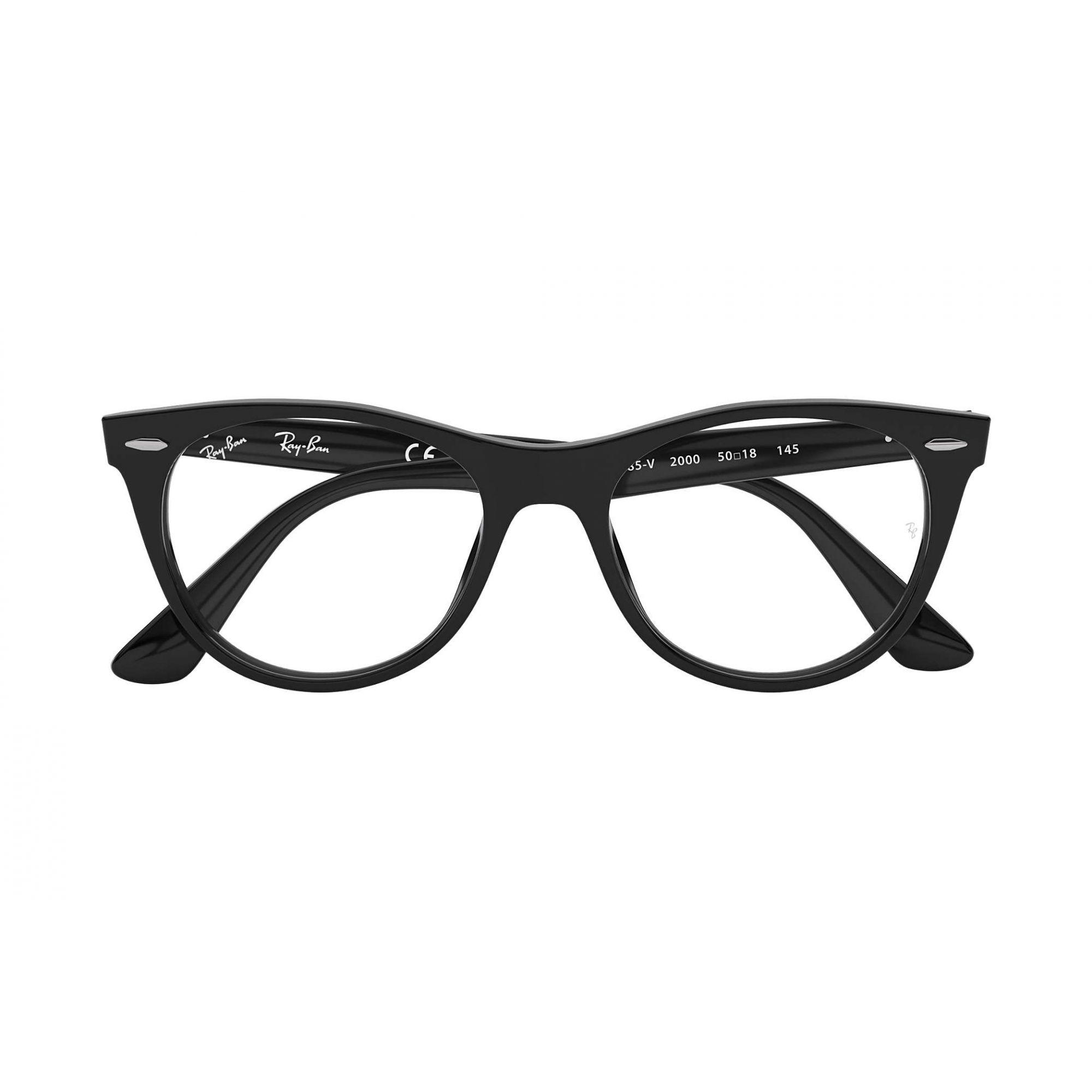 Ray Ban - RB2185V 2000 - Óculos de grau