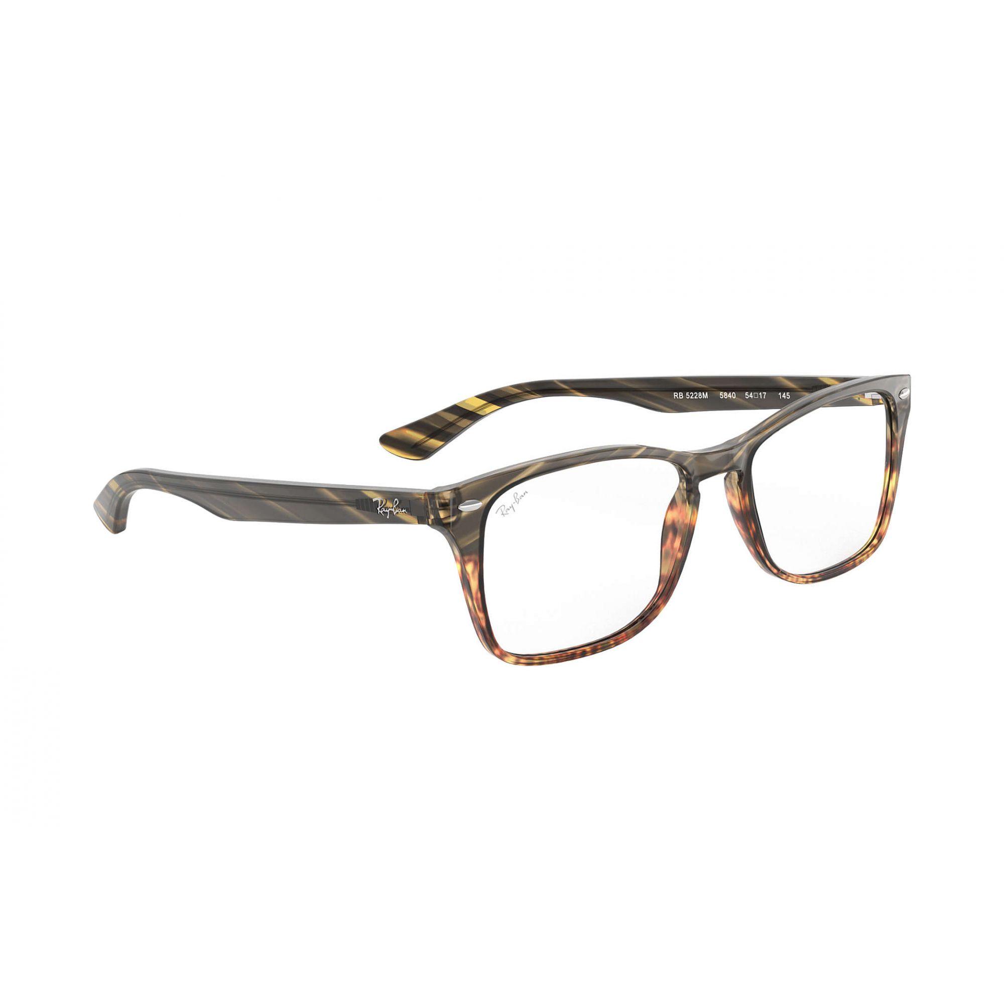Ray Ban - RB5228M 5840 - Óculos de grau