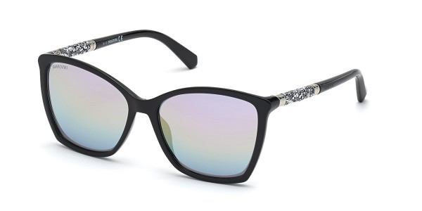 Swarovski - SK0148 01B 56- Óculos de Sol