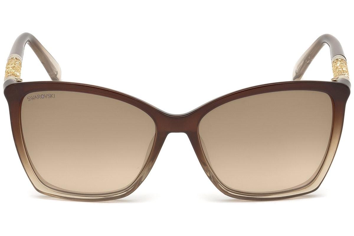 Swarovski - SK0148 48G 56- Óculos de Sol