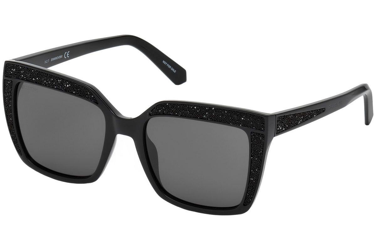 Swarovski - SK0179 01A - Óculos de sol