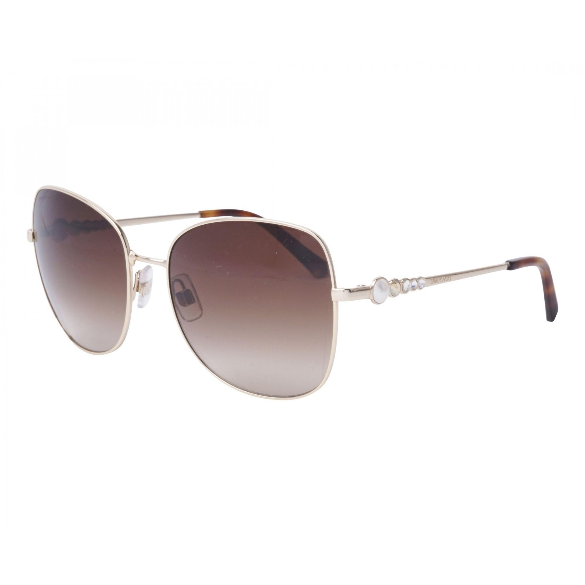 Swarovski - SK0181 32F 59- Óculos de Sol